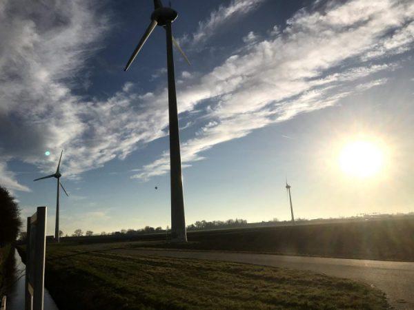 Windpark Oudendijk